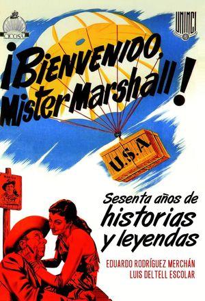 ¡BIENVENIDO MISTER MARSHALL!