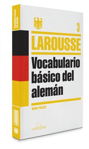 VOCABULARIO BASICO DEL ALEMAN