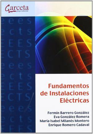 FUNDAMENTOS DE INSTALACIONES ELÉCTRICAS