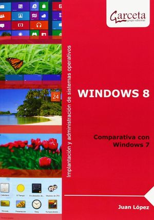 WINDOWS 8. COMPARATIVA CON WINDOWS 7