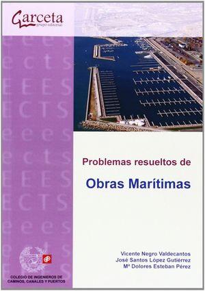 PROBLEMAS RESUELTOS DE OBRAS MARÍTIMAS