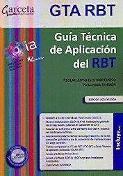 GUIA TECNICA DE APLICACION DEL REBT : REGLAMENTO ELECT