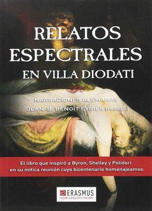 RELATOS ESPECTARLES EN VILLA DIODATI
