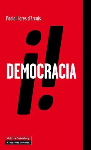 ¡DEMOCRACIA!