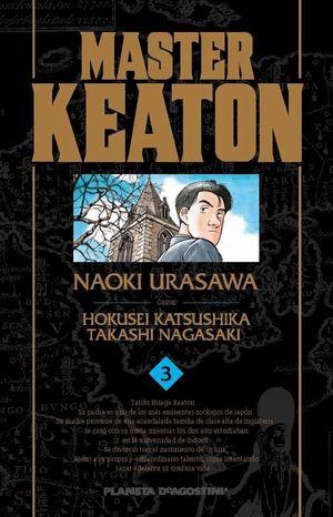 MASTER KEATON Nº 03/12