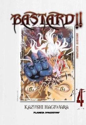 BASTARD! COMPLETE EDITION Nº 04