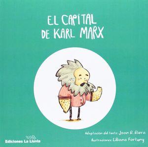 EL CAPITAL DE KARL MARX PARA NIÑOS Y NO TAN NIÑOS