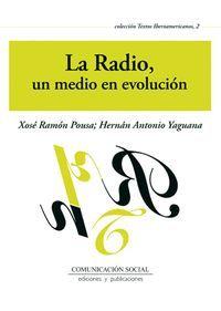 LA RADIO, UN MEDIO EN EVOLUCIÓN