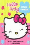 HELLO KITTY LETRAS Y NUMEROS