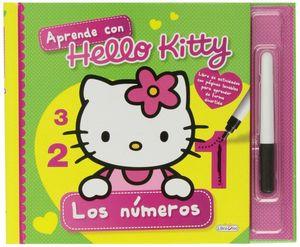 APRENDE LOS NÚMEROS CON HELLO KITTY