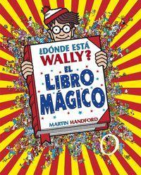 DONDE ESTA WALLY? EL LIBRO MAGICO