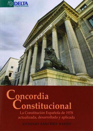 CONCORDIA CONSTITUCIONAL