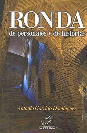 RONDA DE PERSONAJES Y DE HISTORIAS