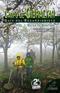 CAMPO DE GIBRALTAR. GUÍA DEL EXCURSIONISTA (VOL. I - 2ª ED.)