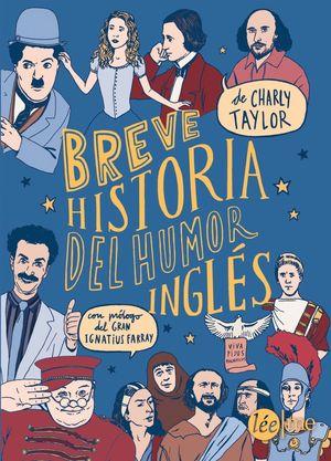 BREVE HISTORIA DEL HUMOR INGLES