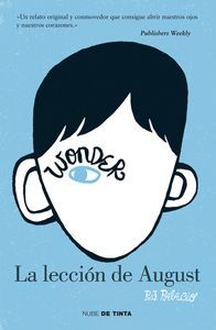 LA LECCION DE AUGUST -WONDER-