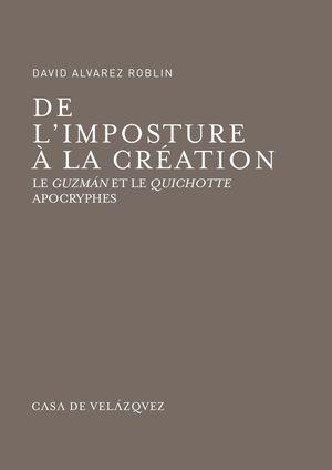 DE L'IMPOSTURE A LA CREATION