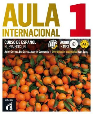 AULA INTERNACIONAL 1 (A1) LIBRO DEL ALUMNO + CD NUEVA EDICION