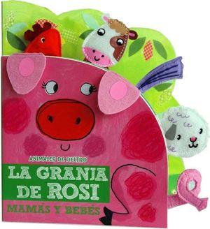 GRANJA DE ROSI (MAMAS Y BEBES) - ANIMALES DE FIELTRO
