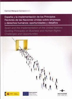 ESPAÑA Y LA IMPLEMENTACIÓN DE LOS PRINCIPIOS RECTORES DE LAS NACIONES UNIDAS SOB