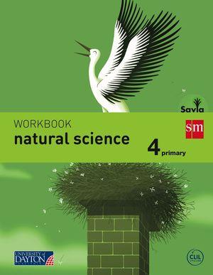 NATURAL SCIENCE 4ºEP WB SAVIA 15