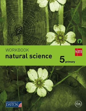 NATURAL SCIENCE 5º EP WORKBOOK SAVIA