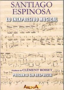 LO INEXPRESIVO MUSICAL