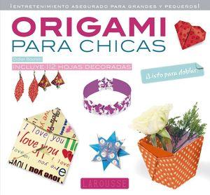 ORIGAMI PARA CHICAS