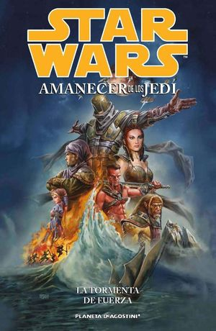 STAR WARS AMANECER DE LOS JEDI Nº 01/03