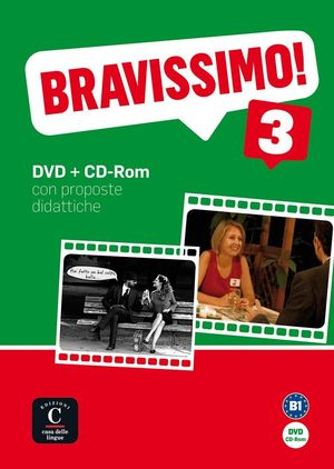 BRAVISSIMO 3 DVD + CD-ROM