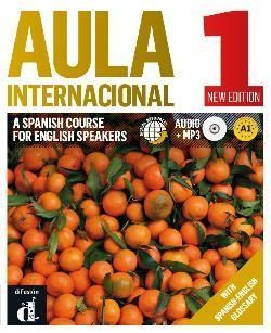 AULA INTERNACIONAL 1. NEW EDITION. A SPANISH COURSE FOR ENGLISH SPEAKERS (COURSE