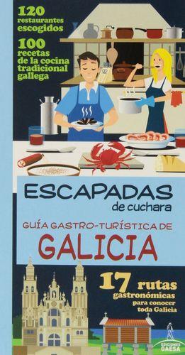 GUIA GASTRO-TURÍSTICA DE GALICIA