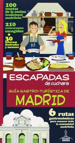 GUIA GASTRO - TURISTICA DE MADRID