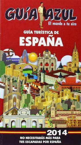 ESPAÑA TURÍSTICA 2014