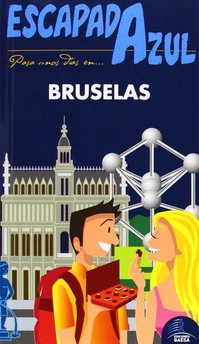 BRUSELAS   ESCAPADA AZUL