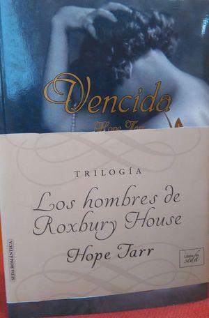 LOS HOMBRES DE ROXBURY HOUSE TRILOGIA