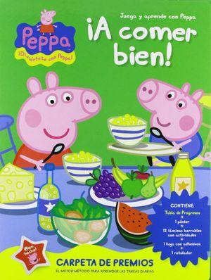 PEPPA PIG. ¡A COMER BIEN!