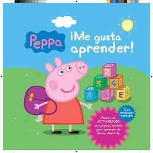 PEPPA PIG - ME GUSTA APRENDER