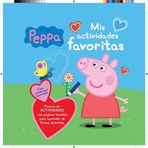 PEPPA PIG - MIS ACTIVIDADES FAVORITAS
