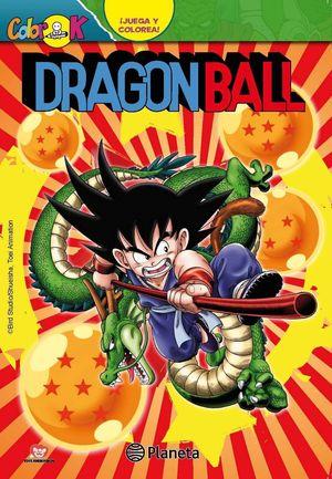 DRAGON BALL COLOR K