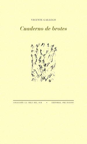 CUADERNO DE BROTES