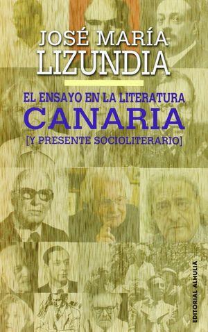 EL ENSAYO EN LA LITERATURA CANARIA
