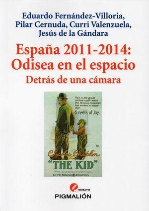 ESPAÑA 2011-2014