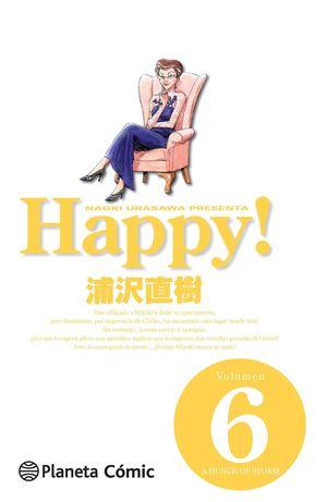 HAPPY! Nº 06