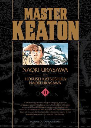 MASTER KEATON Nº 11/12