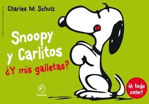 SNOOPY Y CARLITOS +Y MIS GALLETAS?
