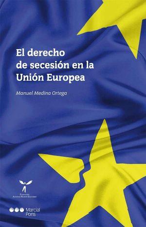 EL DERECHO DE SECESIÓN EN LA UNIÓN EUROPEA