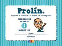 PROLIN CUADERNO DE TRABAJO 1