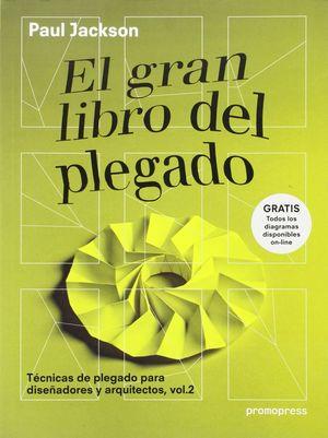 EL GRAN LIBRO DEL PLEGADO