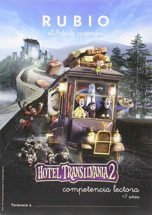 COMPETENCIA LECTORA-HOTEL TRANSILVANIA 2